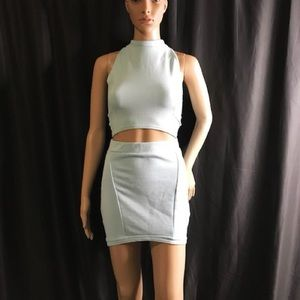 Missguided Skirts - Ribbed set